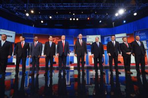 trump-christie-bush-republican-presidential-primary-debate-aug-2015-billboard-650